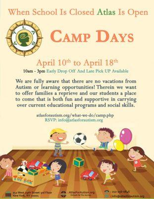 atlas spring camp